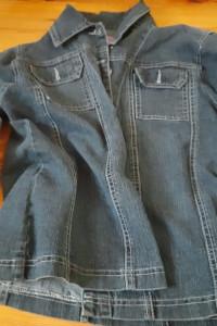 Katana kurtka jeansowa w bardzo dobrym stanie z metki rozmiar Xl