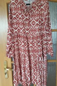 Suknia wzory ruda...