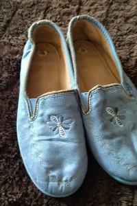 zamszowe damskie buty...