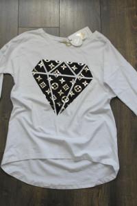 Biała bluzka nowa 40 42