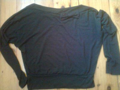 Swetry Sweterek nietoperz rozmiar 38