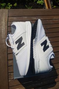 New balance 247 buty męskie białe 425 27cm oryginał...