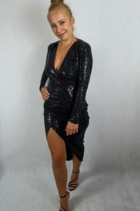 Śliczna sukienka firmy AX Paris...