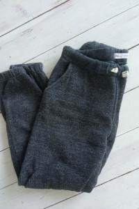 Spodnie dresowe Zara...