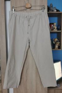 Spodnie jasne Janina 44...