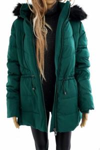 Tommy Hilfiger nowy oryg płaszcz zimowy