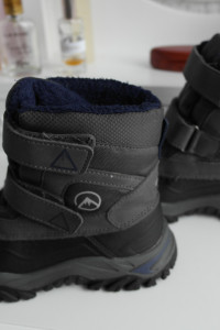 Buty zimowe ocieplane chłopięce 29...