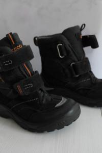 Buty zimowe czarne Ecco 28...