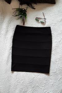 spódnica ołówkowa L XL