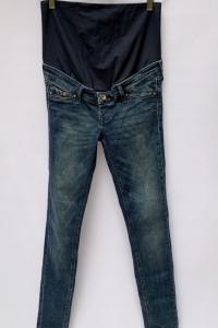 Spodnie H&M Mama Ciążowe Rurki M 38 Shapingh Skinny