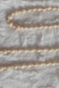 naszyjnik i bransoletka z kości