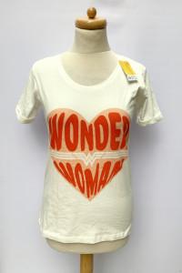 Bluzka Koszulka T Shirt NOWA S 36 Wonder Woman Nadruk