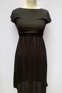 Sukienka Czarna H&M Mama Ciążowa XS 34 Ciąża...