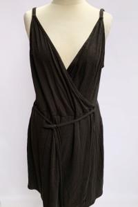 Sukienka Czarna Kopertowa H&M L 40 Bawełna Do Karmienia...