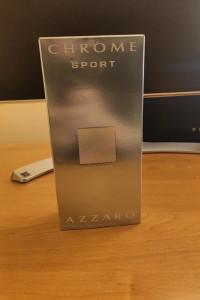 Perfumy Chrome Sport Azzaro