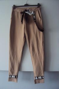 nowe spodnie z szelka...