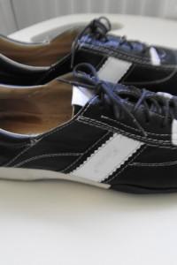 Jak nowe sportowe buty adidasy skóra naturalna 39
