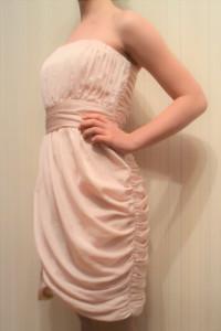 Sukienka pudrowy róż 38 H&M...