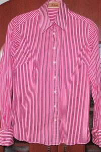 Thomas Pink Pink piękna firmowa koszula M