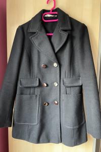 Red Herling płaszcz dwurzędowy