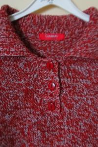 Ciepły i bardzo porządny sweter od 44 do 48