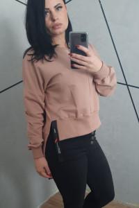 Bluza dłuższy tył