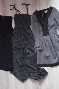 Zestaw 9 sztuk ubrań damskich 38