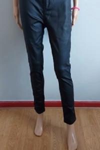 Nowe Spodnie Skórzane 32...