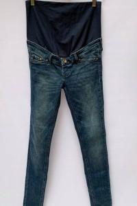 Spodnie H&M Mama Ciążowe Rurki M 38 Shapingh Skinny...
