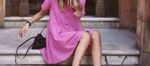 Sukienka przed czy za kolano?