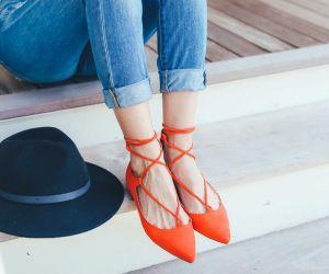 Gorący trend: sznurowane buty!