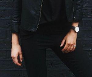 Z zegarkiem w ręku