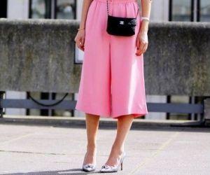 Spodnie typu culottes - jak je nosić?