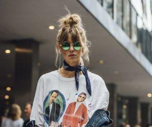 Okulary przeciwsłoneczne z kolorowymi szkłami