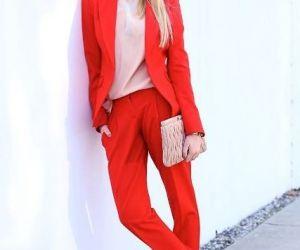 Kolorowe garnitury - niekwestionowany hit!
