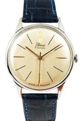 Odrestaurowane zegarki polskiej produkcji, które musisz zobaczyć