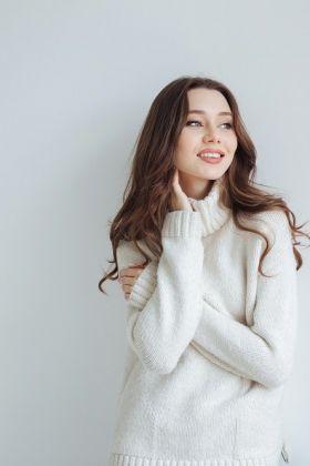 Z czym można nosić długie swetry?