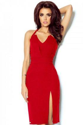 Czerwona sukienka - w jakim zestawieniu będzie prezentować się najlepiej?