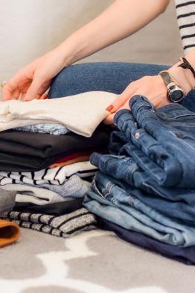 Jak dbać o ubrania, by służyły Ci przez dłuższy czas?